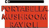 Parla Pasta fresh frozen mushroom ravioli