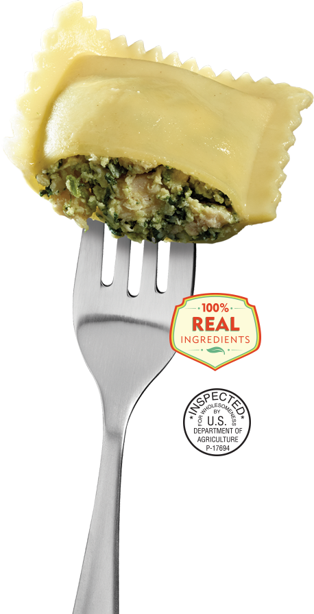 parla Chicken & Spinach Ravioli product image