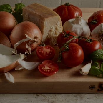 Beautiful, wholesome, fresh, pure ingredients go into Parla Pasta