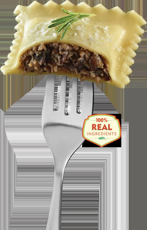parla Portabella Mushroom Ravioli product image