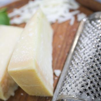 Authentic Parmigiano-Reggiano Parmesan Cheese
